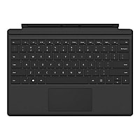 Microsoft Surface Pro Type Cover (M1725) - keyboard - with trackpad, accele