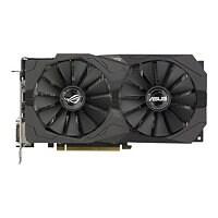 ASUS ROG-STRIX-RX570-O4G-GAMING - graphics card - Radeon RX 570 - 4 GB