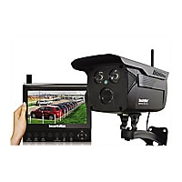 SecurityMan DigioutLCD - monitor + camera(s) - wireless