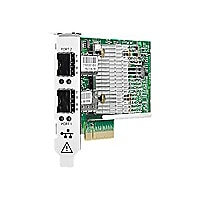 HPE StoreFabric CN1100R Dual Port Converged Network Adapter - network adapt