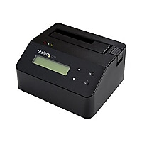 StarTech.com Hard Drive Eraser and Docking Station Standalone - 4Kn Support