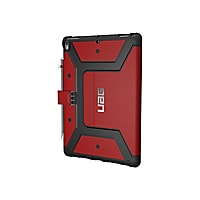 UAG Rugged Case for iPad Pro 10.5 - Magma - case for tablet