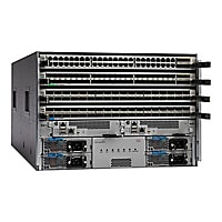 Cisco Nexus 9504 Chassis Bundle - switch - managed - rack-mountable - with