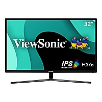 ViewSonic VX3211-2K-MHD - LED monitor - 32""