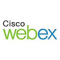Cisco WebEx Collaboration Meeting Rooms - subscription license (3 months) -