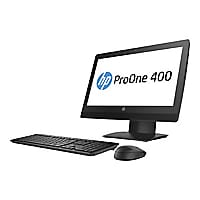 HP ProOne 400 G3 - all-in-one - Pentium G4560T 2.9 GHz - 4 GB - 500 GB - LE