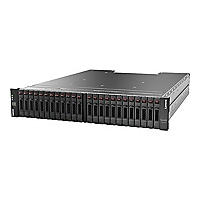 Lenovo ThinkSystem DS2200 SFF FC/iSCSI Dual Controller Unit - hard drive ar