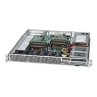 Supermicro SC514 505 - rack-mountable - 1U - extended ATX