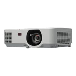 NEC P554W - LCD projector - LAN