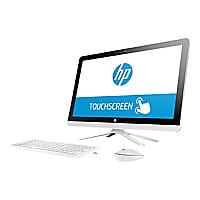 "HP 24-g182 - all-in-one - Pentium J3710 1.6 GHz - 8 GB - 1 TB - LED 23.8"" -"