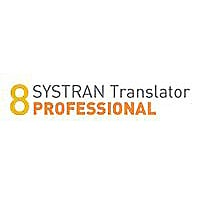 SYSTRAN Professional Spanish into/from English (v. 8) - license - 1 license