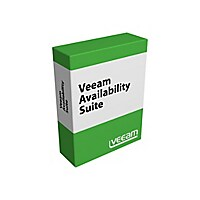 Veeam Availability Suite Enterprise for VMware - upgrade license - 1 CPU so