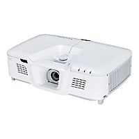 ViewSonic PG800HD - DLP projector - zoom lens - LAN