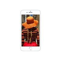 Apple iPhone 8 Plus - silver - 4G LTE, LTE Advanced - 256 GB - CDMA / GSM -