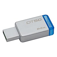 KINGSTON 64GB USB 3.0 DATATRAVELER