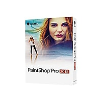 Corel PaintShop Pro 2018 - box pack - 1 user