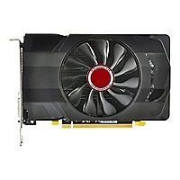 XFX Radeon RX 550 - graphics card - Radeon RX 550 - 4 GB