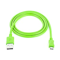 Griffin 3' Green USB to Micro USB Cable