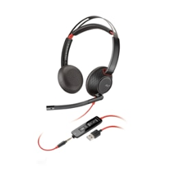 Poly Blackwire 5220 - headset