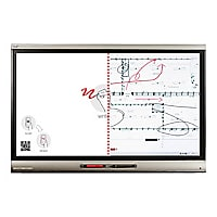 "SMART Board 6065 Pro interactive display with iQ 65"" LED display"