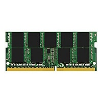 Kingston - DDR4 - 4 GB - SO-DIMM 260-pin - unbuffered