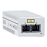 Allied Telesis AT DMC100 - fiber media converter - 100Mb LAN
