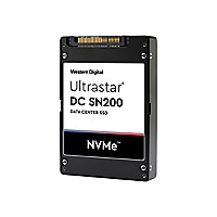 WD Ultrastar SN200 HUSMR7680BDP301 - solid state drive - 1.6 TB - PCI Expre