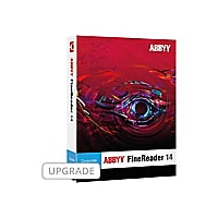 ABBYY FineReader Corporate Edition (v. 14) - box pack (upgrade) - 1 seat
