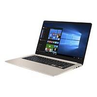 "ASUS VivoBook S15 S510UA DS71 - 15.6"" - Core i7 8550U - 8 GB RAM - 128 GB S"