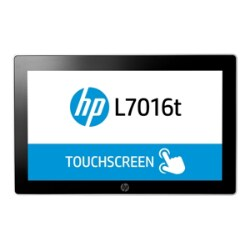 "HP L7016t Retail Touch Monitor - LED monitor - 15.6"" - Smart Buy"