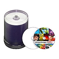 CMC Pro - DVD-R x 100 - 4.7 GB - storage media