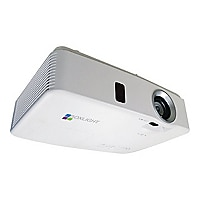 Mimio Boxlight Cambridge X33N - LCD projector - standard throw zoom - LAN
