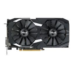 ASUS DUAL-RX580-O8G - graphics card - Radeon RX 580 - 8 GB