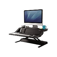 Fellowes Lotus DX Sit-Stand Workstation - stand