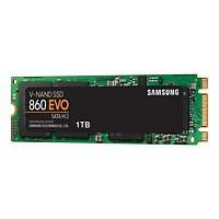 Samsung 860 EVO MZ-N6E1T0BW - solid state drive - 1 TB - SATA 6Gb/s