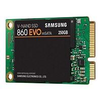 Samsung 860 EVO MZ-M6E250BW - solid state drive - 250 GB - SATA 6Gb/s