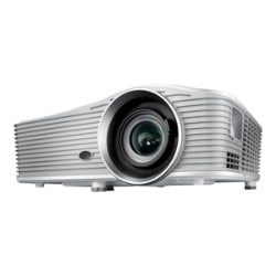 Optoma WU515TST - DLP projector - short-throw - 3D - LAN