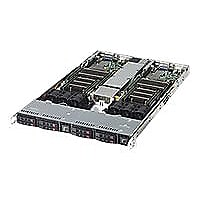 Supermicro SuperServer 1028TR-T - rack-mountable - no CPU - 0 GB