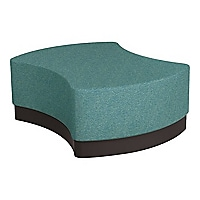 MooreCo Soft Seating Collection Quad - ottoman