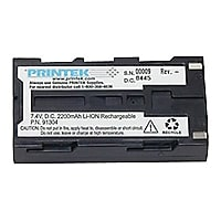 Printek - printer battery - Li-Ion - 2200 mAh