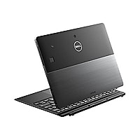 Dell Travel Keyboard - keyboard - with touchpad - English - gray, black