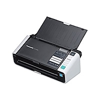Panasonic KV-S1037X - document scanner - desktop - Gigabit LAN, Wi-Fi(n), U