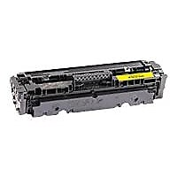 Clover Remanufactured Toner for HP CF412A, Yellow, 2,300 page yield