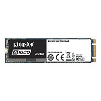 Kingston A1000 - solid state drive - 240 GB - PCI Express 3.0 x2 (NVMe)
