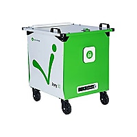 LocknCharge Joey 30 Cart with Large Baskets - cart