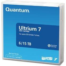 Quantum LTO Ultrium 7 M8 Pre-Labeled Media Cartridge