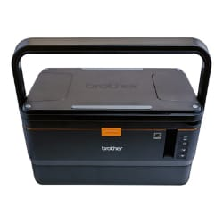 Brother Mobile Thermal Transfer Wireless Labeling Printer