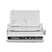 OKI Microline 186 Plus - receipt printer - monochrome - dot-matrix