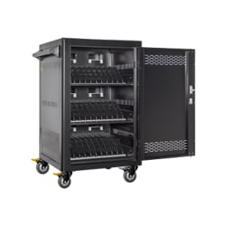 Anywhere Cart AC-CDW-36 CDW Exclusive 36 Bay Cycle Charging Cart