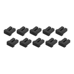 StarTech.com LC SFP Dust Covers - 10 Pack - dust cover